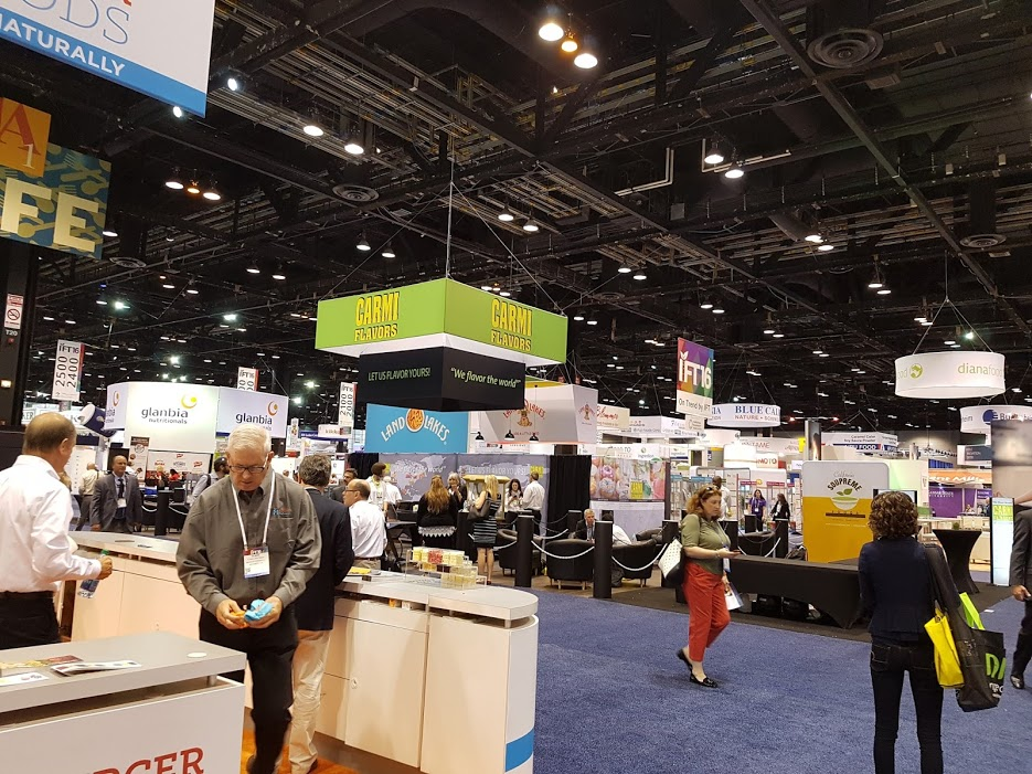 IFT tradeshow in 2016